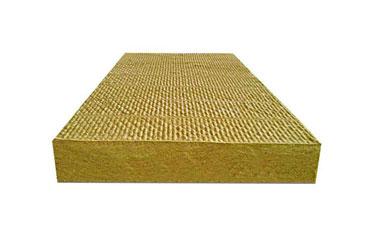 Rock wool board application