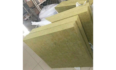 Four areas of rock wool application