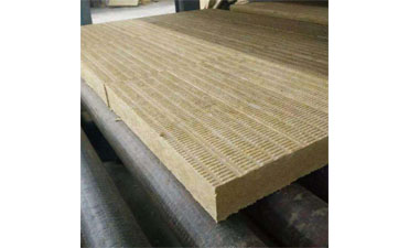 Rock wool exterior wall insulation board construction steps and points