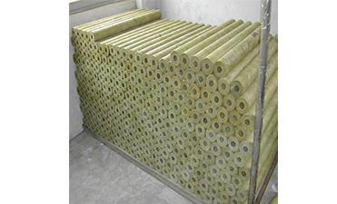 Performance Characteristics and Application of Rock Wool Tube
