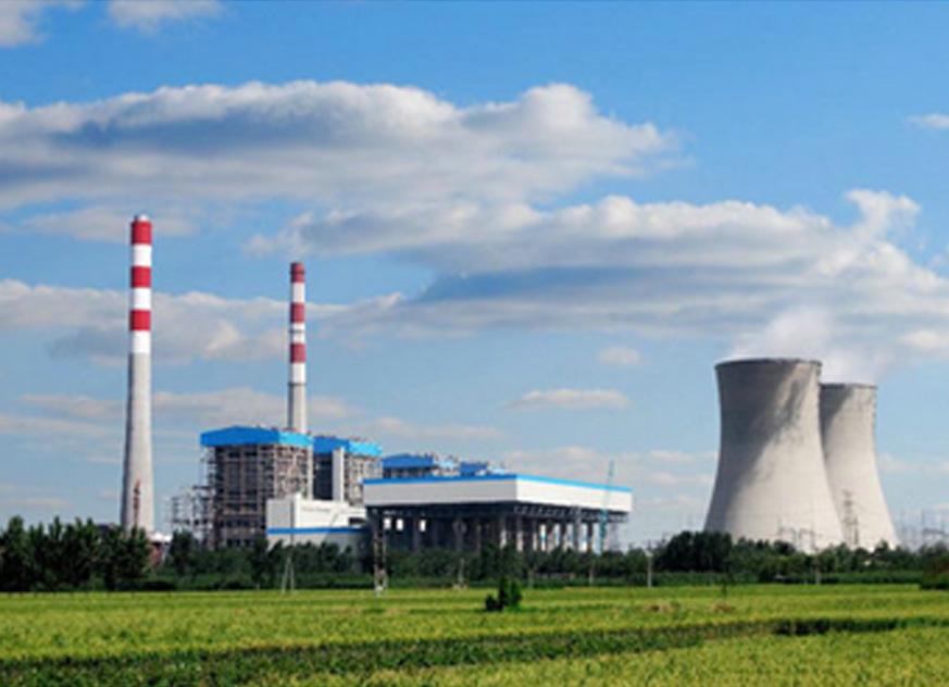 Binhai Power Plant Project
