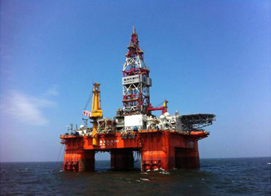 Offshore Oil Platform Of Cnooc