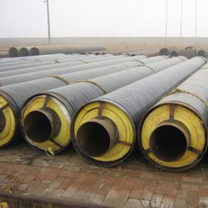 Steam Insulation Pipe