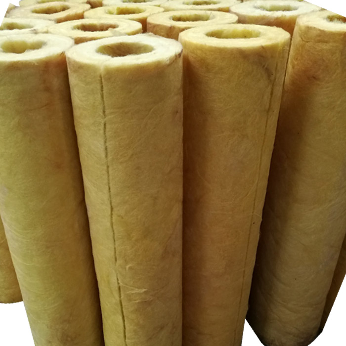 Glass Wool Tube