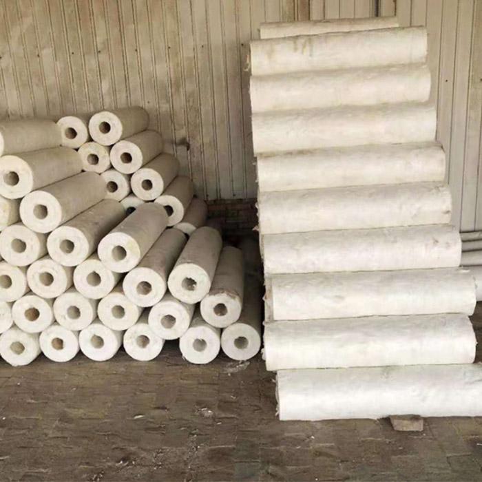 Ceramic Wool Pipe