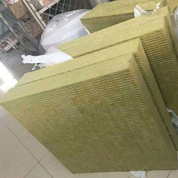 External Wall Rock Wool Insulation Board