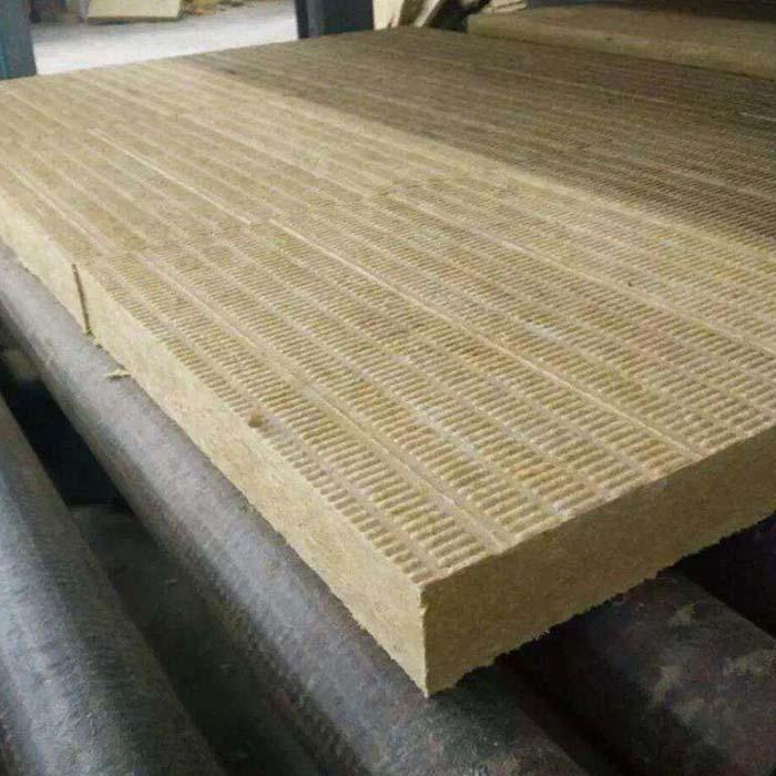 External Wall Rock Wool Insulation Board