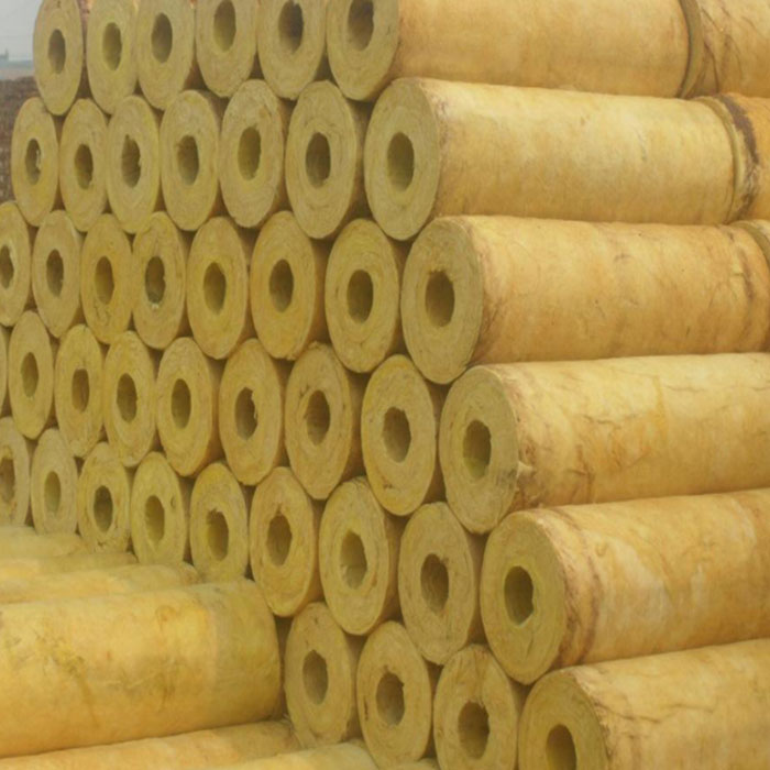 Rock Wool Pipe/ Rock Wool Tube